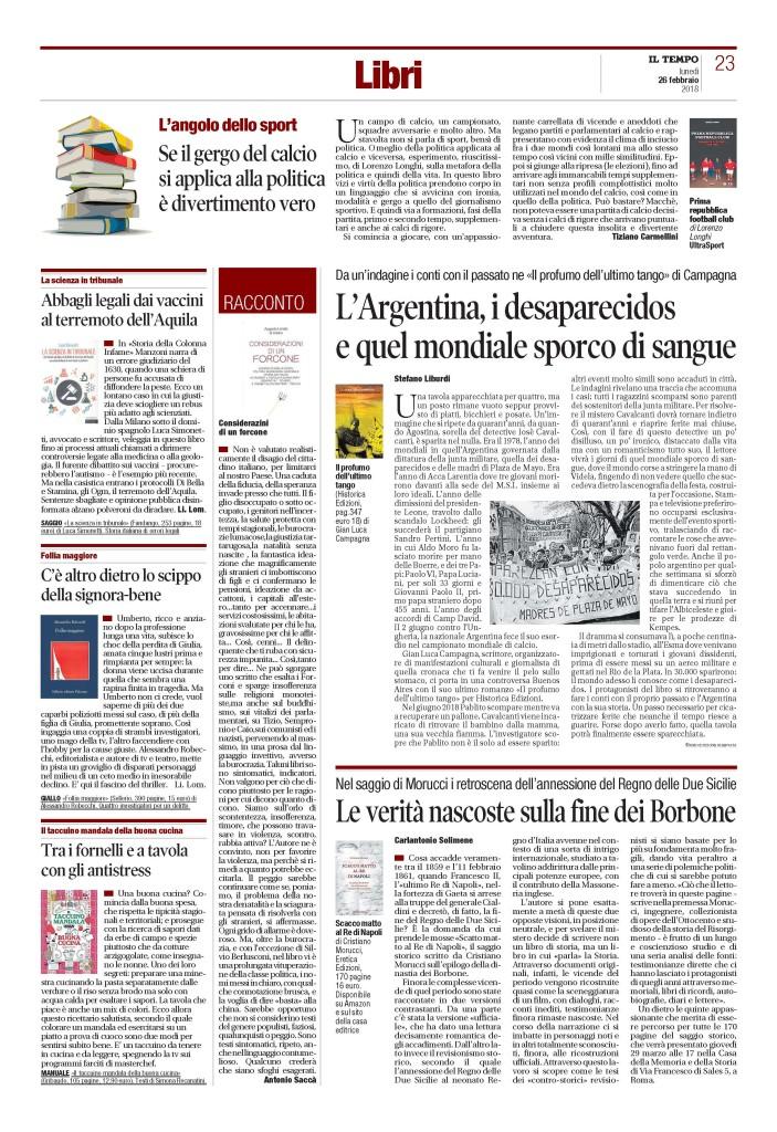 articolo Il Tempo - Copy